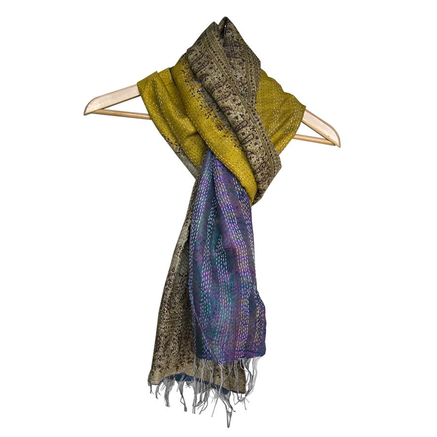 zijden sjaal 1 Label25
