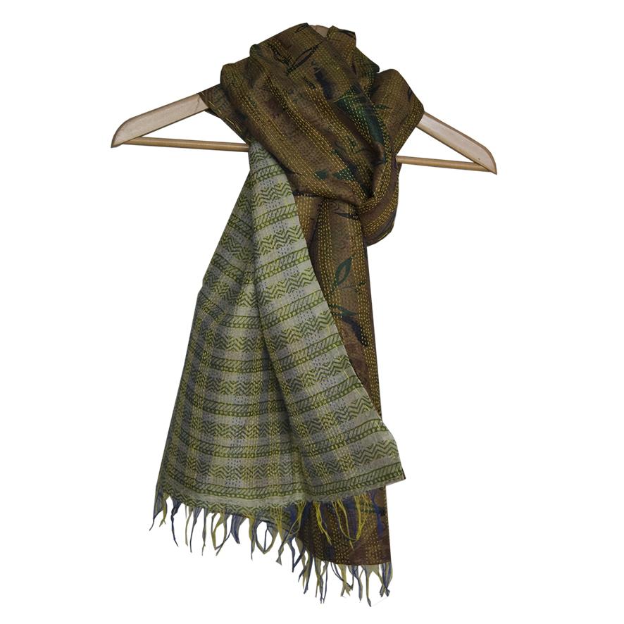 zijden sjaal Label25