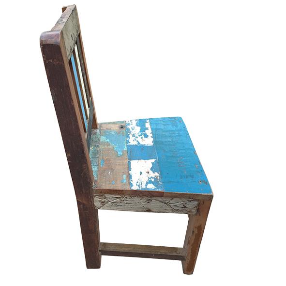 sloophouten stoeltje - Label25
