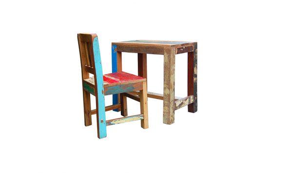 sloophouten stoeltje Label25