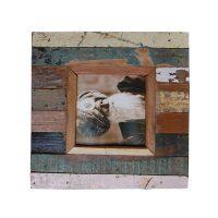 sloophouten fotolijst 20x20cm Label25