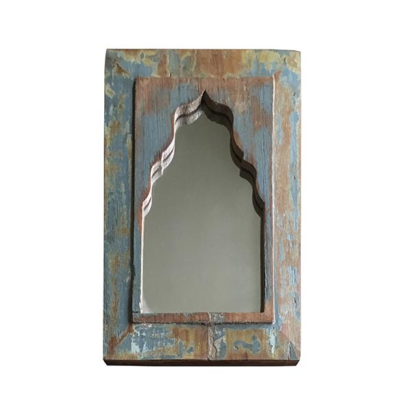 sloophouten spiegel - label25