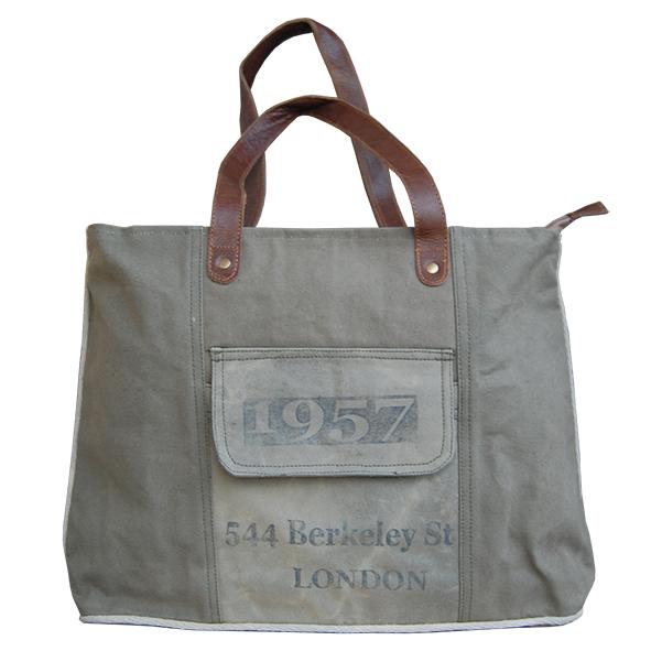 canvas shopper 1957 Label25