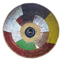hanglamp scrap metal Label25