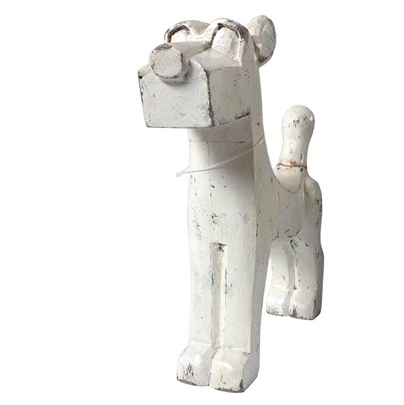 stoere hond van sloophout - Label25