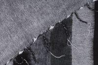 warme zachte sjaal of omslagdoek label25