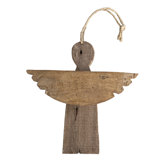 houten engel Label25