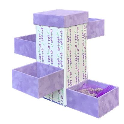 magisch doosje lavendel - label25