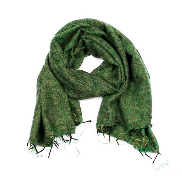 Grote warme zachte sjaal of omslagdoek label25